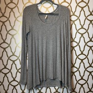 Free People Soft Long Sleeve Tunic